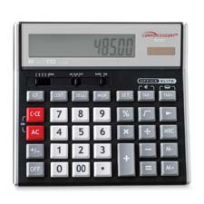 Compucessory 12-Digit Dual Power Calculator