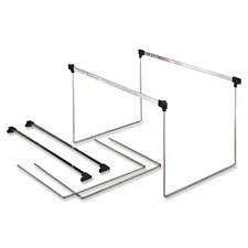 "Drawer frames, adjustable 14""-18"", ltr, 2/bx, steel, sold as 1 box, 50 each per box"