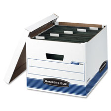Storage Boxes Provide The Perfect Way To Store And Transport Your Hanging  Files. Each Allows Time Saving Transfer Of Hanging Files From Active To  Inactive ...