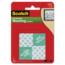 3M Scotch Foam Mounting Squares