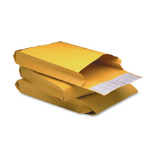 Quality Park Brown Kraft Self Sealing Mailers