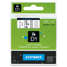 Dymo ExecuLabel D1 Electronic Tape Cartridges