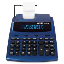 Victor 12-Dgt Fluorescent Commercial Calculator