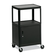 Hon Height Adjustable Steel Projection Cart
