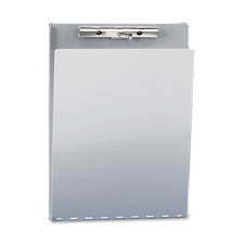 Saunders Aluminum Clipboard w/ Writing Plate