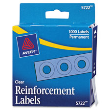 Avery Reinforcement Labels