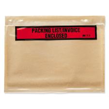 3M Packing List Window Envelopes