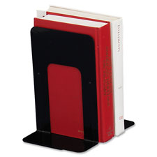 Sparco Book Supports w/ Poly Base