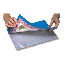 C-Line Cleer-Adheer Laminating Sheets