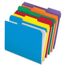 Esselte 1/3 Cut Recy. Reinforced-Top File Folders