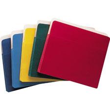 Acco/Wilson Jones ColorLife File Pockets