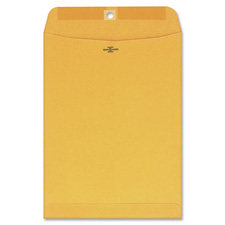 "Heavy-duty envelopes, 28lb, 6""x9"", 100/bx, kraft, sold as 1 box, 100 each per box"