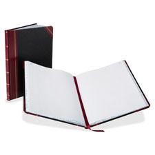 Esselte 21 Series Black Cover Columnar Books