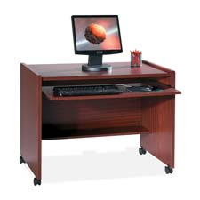 Lorell Compact Workstation