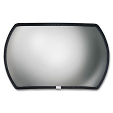 See-All Rounded Rectangular Convex Mirrors