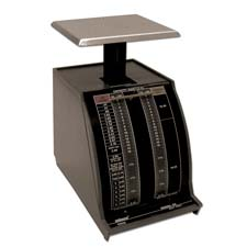 Pelouze Deluxe General Office Use Postal Scales