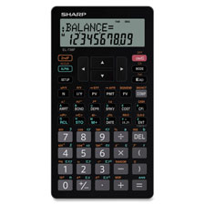 Sharp 10-Digit Business/Financial Calculator