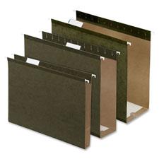 Esselte Standard Green Hanging Folders