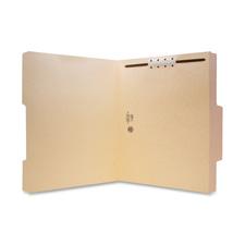 Smead 2/5 Cut Fastener Tab File Folder