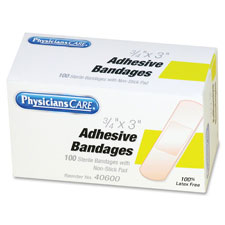 Acme First Aid Adhesive Refill Bandages