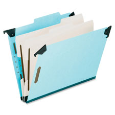 Esselte Recycled Hanging Classification Folders