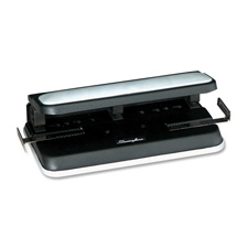 Swingline Heavy-Duty Centematic Paper Punches
