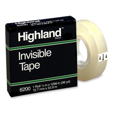 3M Highland Invisible Tape