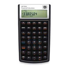 HP 10BII Business Calculator