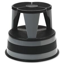 "Kik step stool, 16""x16""x14-1/4"", navy, sold as 1 each"