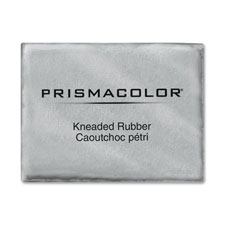 Design kneaded rubber eraser, medium, sold as 1 each