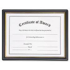 NuDell Framed Award Certificates