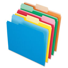 Esselte 1/3 Cut Recycled Top Tab File Folders