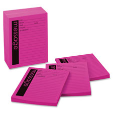 3M Post-It Telephone Message Pads