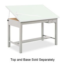 Safco Precision Drafting Tabletop & Base