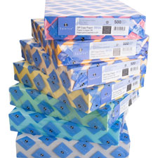 "Premium copy paper, 20lb, 8-1/2""x11"", 500/rm, pink, sold as 1 ream, 500 sheet per ream"