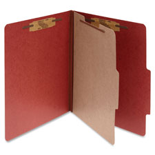 ACCO Durable Pressboard Classification Folders