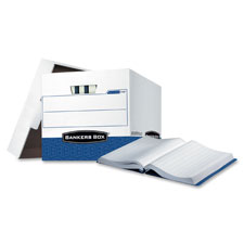Fellowes Bankers Box Printout Data-Pak Stor Boxes