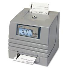 Pyramid 4000 Electronic Totaling Payroll Recorder