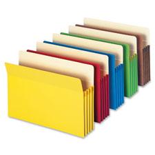 Smead Tear-Resistant Tyvek Top Tab File Pockets