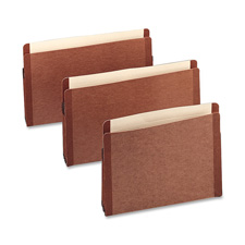 Esselte Recycled Vertical Expanding File Pockets