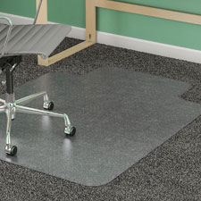 Lorell Antistatic Diamond Chairmats