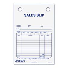 Rediform Portable Registers Sales Slip Refills