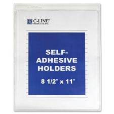 C-Line Self-Adhesive Seal Shop Ticket Holders