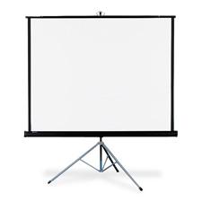Quartet Portable Tripod Projection Screens