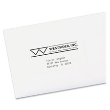 Avery White Copier Mailing Labels