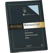 Southworth Manuscript Covers