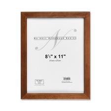 """Solid oak frames, 8-1/2""""x11"""", oak frame, sold as 1 each"""