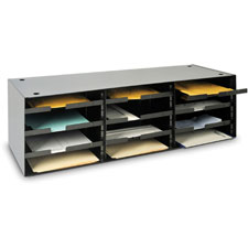 MMF Industries Sort/Distribution Literature Rack