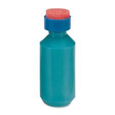 Squeeze moistener bottle, 2 oz. capacity, unbreakable, blue, sold as 1 each, 5 each per each