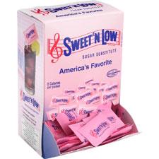 Sugarfoods Sweet 'N Low Sugar Packets